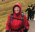 Sheila took part in the Ben Nevis challenge