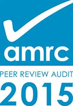 AMRC peer review audit