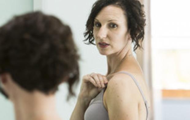 Choosing a bra after surgery