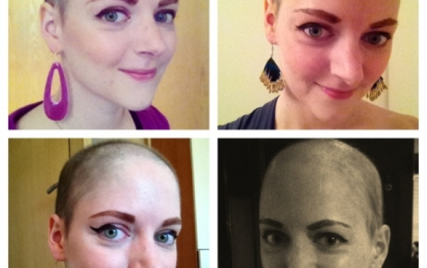 Hair Regrowth After Cancer And Why I Ditched The Wigs Breast Cancer Now
