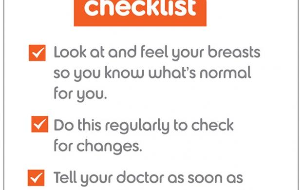 breast checklist