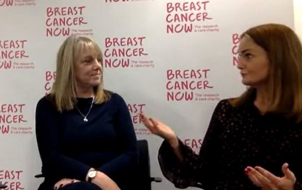 Breast Cancer Now Facebook Live