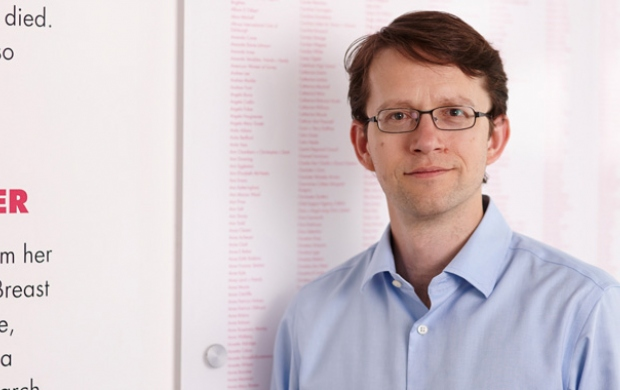 Nick Turner Molecular oncology team