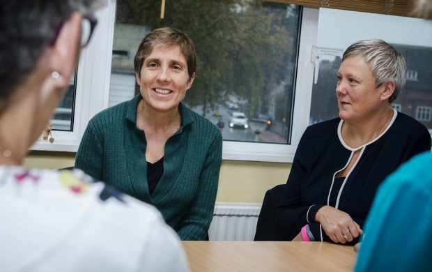 Living with secondary breast cancer group