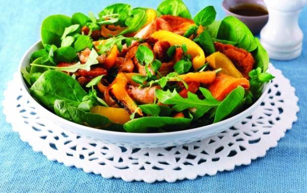 Winter super food salad