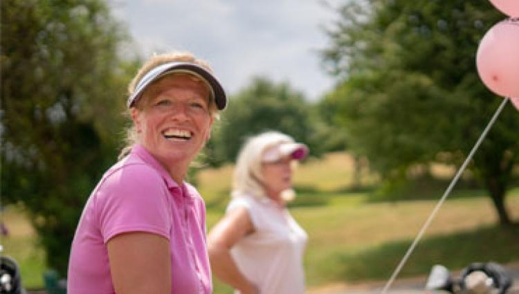 Sponsored golf challenge