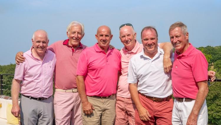 Sponsor golf challenge