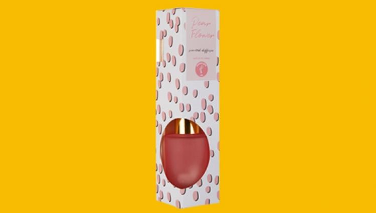 Tickled pink deffuser
