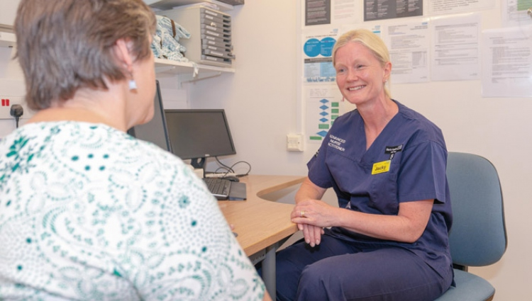 Pressing play on breast cancer services