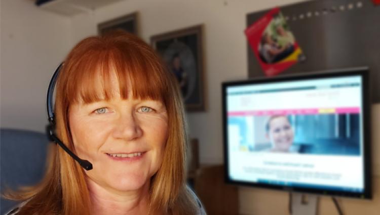 Catherine, Clinical Nurse Specialist