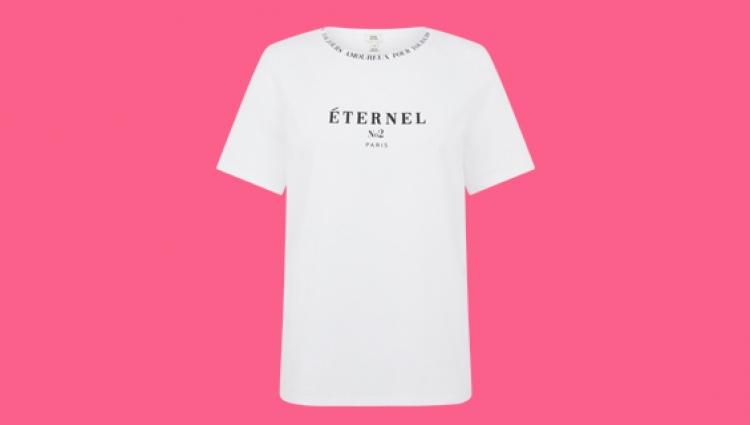 River Island eternal t-shirt