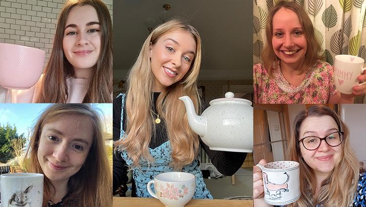 The Afternoon Tea team