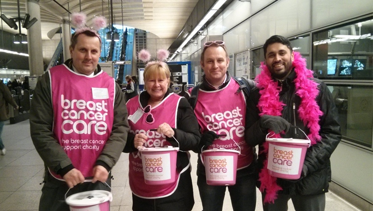 Join a bucket collection
