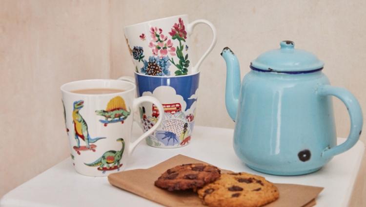 Cath Kidston Afternoon Tea