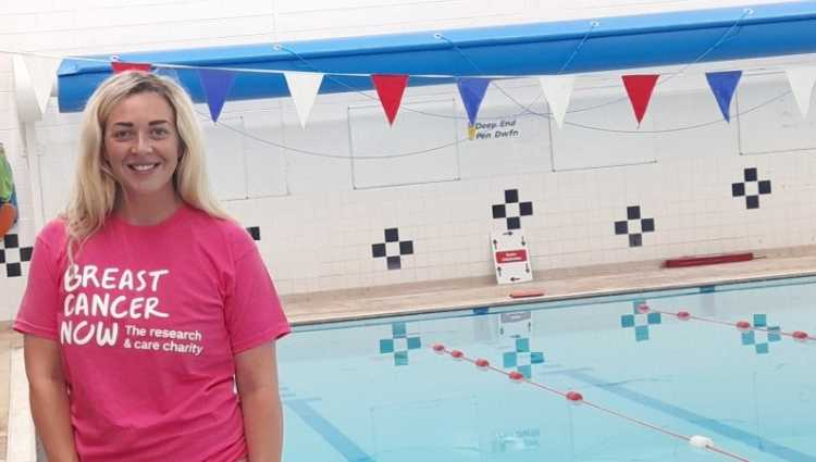 Take part in a Charity Swim