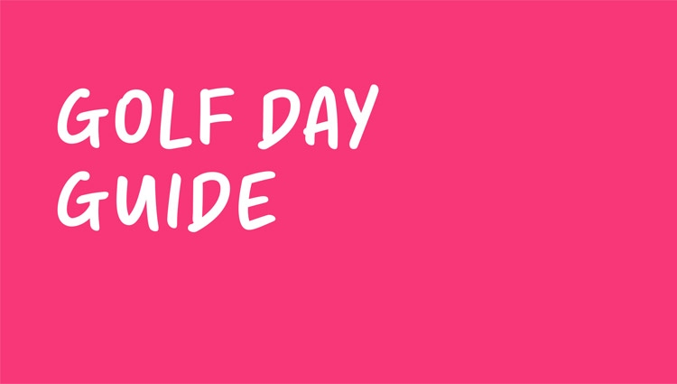 Golf day guide