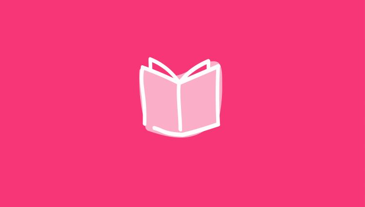 nurses portfolio icon pink