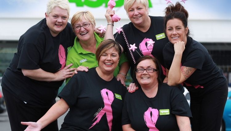 Asda tickled pink launch
