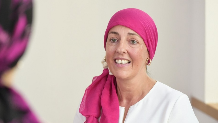 going through breast cancer treatment