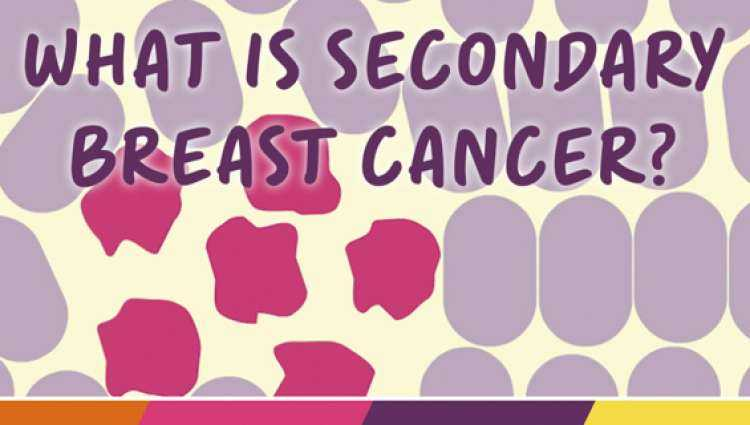 We're dedicated to tackling secondary breast cancer