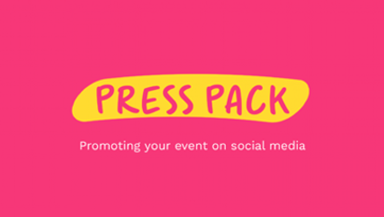 Promote your event on social media