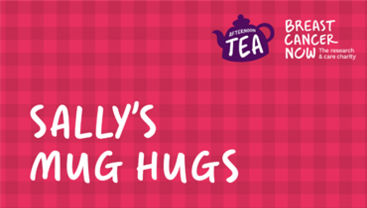 Sally has kindly shared her knitting pattern with us and promises the mug hugs are really easy to make! Here's how