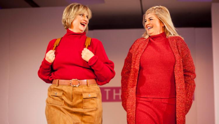 Show London 2019 models