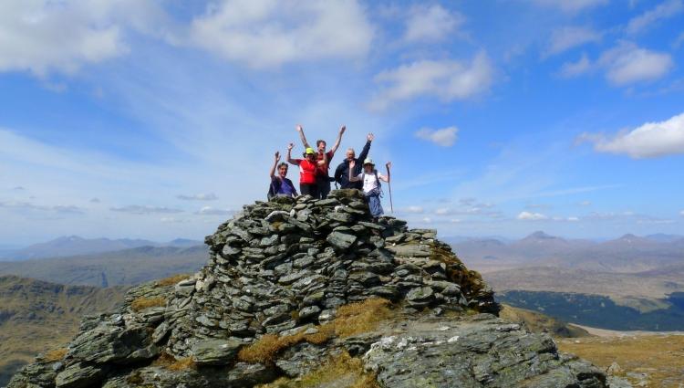Walkwise Trek Scotland Loch Lomand Long