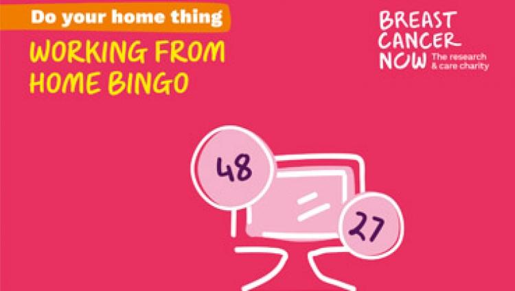WFH bingo guide