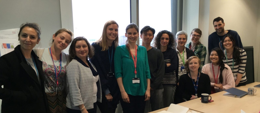 Antibody therapy and biomarker discovery team