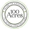 100 acres logo