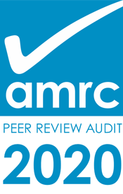 Audited by the AMRC