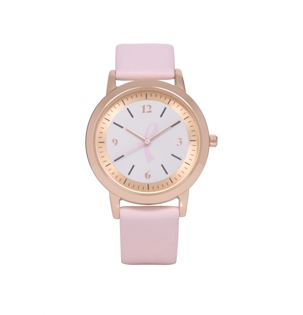 Asda Tickled Pink pink watch