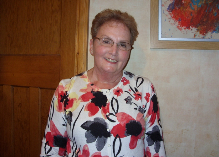 Betty struggled with fatigue after breast cancer treatment