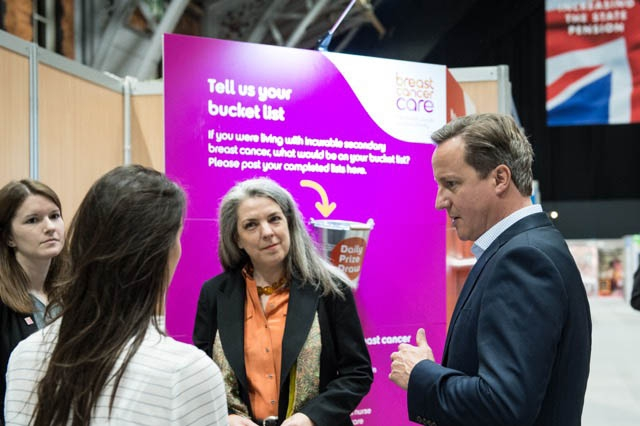 campaigners meet david cameron