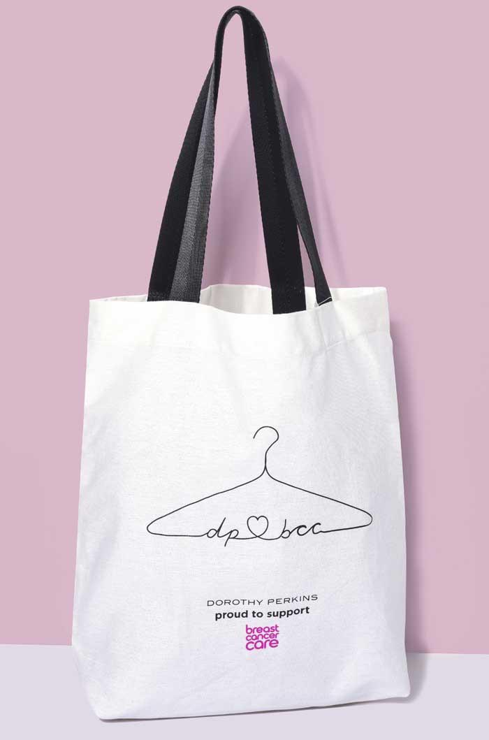 A Dorothy Perkins bag for life