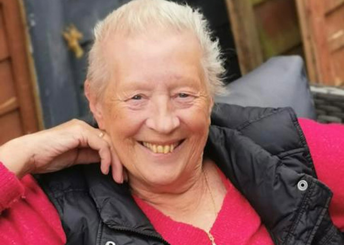 Jean, a breast cancer patient