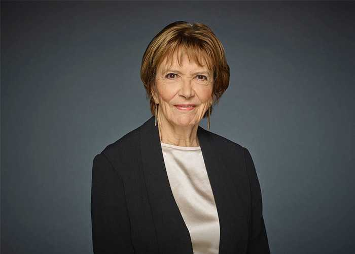 Baroness Joan Bakewell DBE