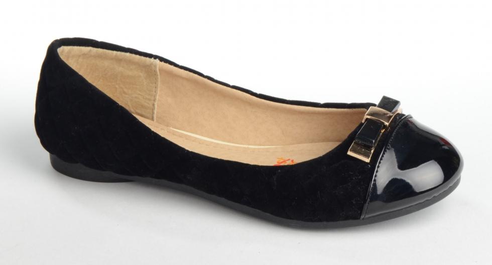 Linzi Shoes Breast Cancer Care Ballerina Pump