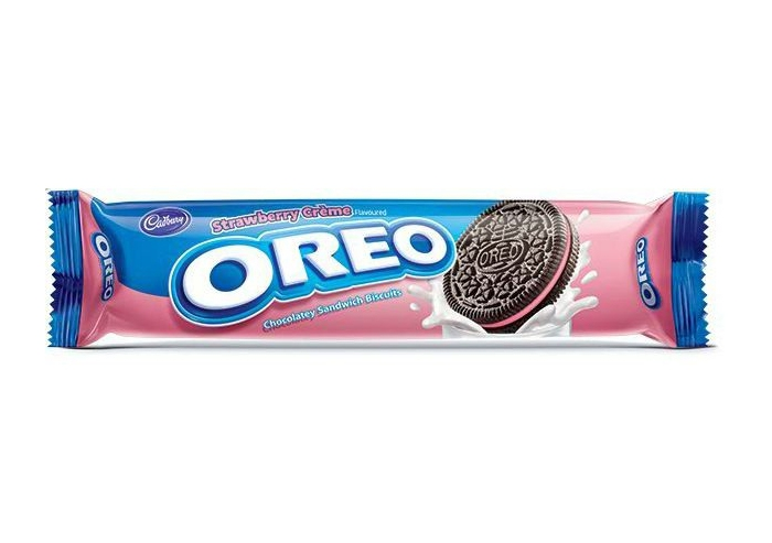 tickled pink oreo strawberry