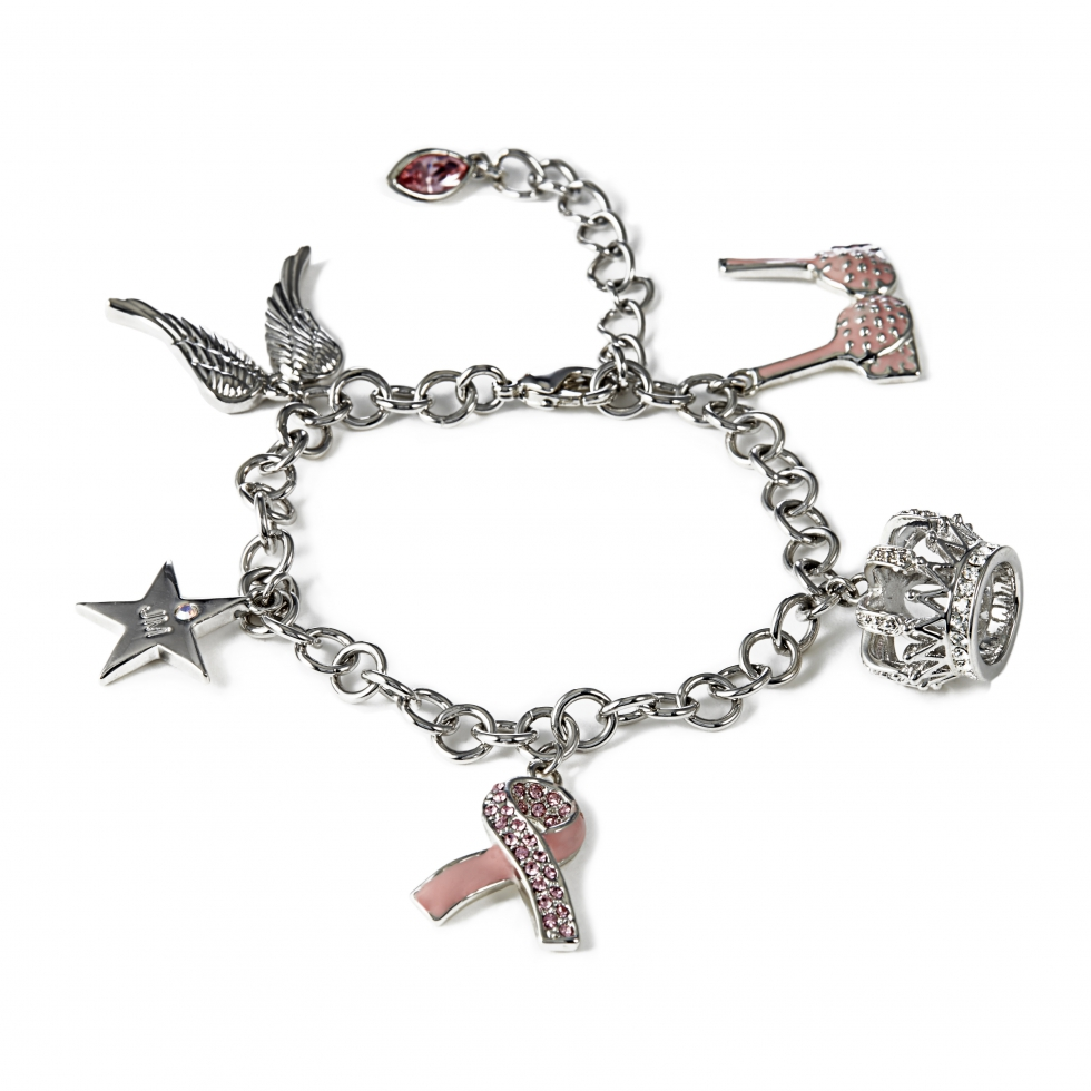 QVC charm bracelet