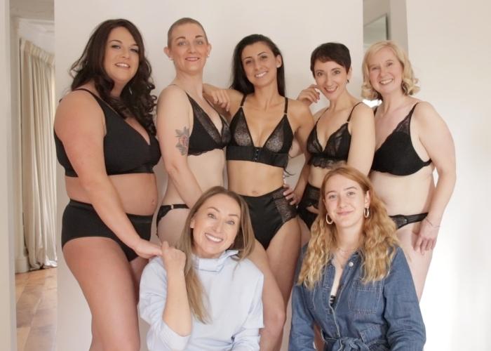 Loverose lingerie models