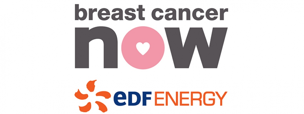 Breast Cancer Now and EDF Energy