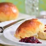 Sweet savoury scone