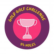 Gold golf challenge