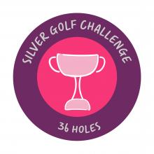 Silver golf challenge