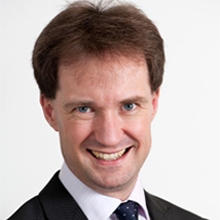 Director of Research – Dr Simon Vincent
