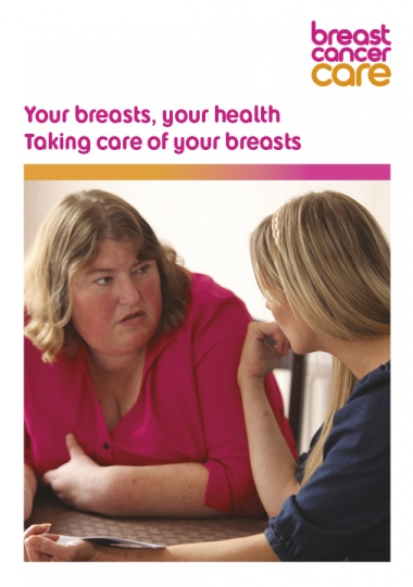 Your breasts, your health pack