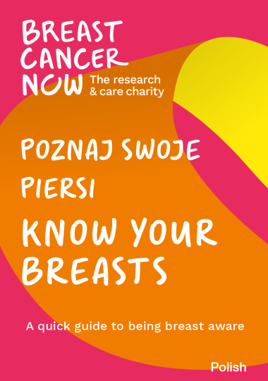 Know your breasts Polish