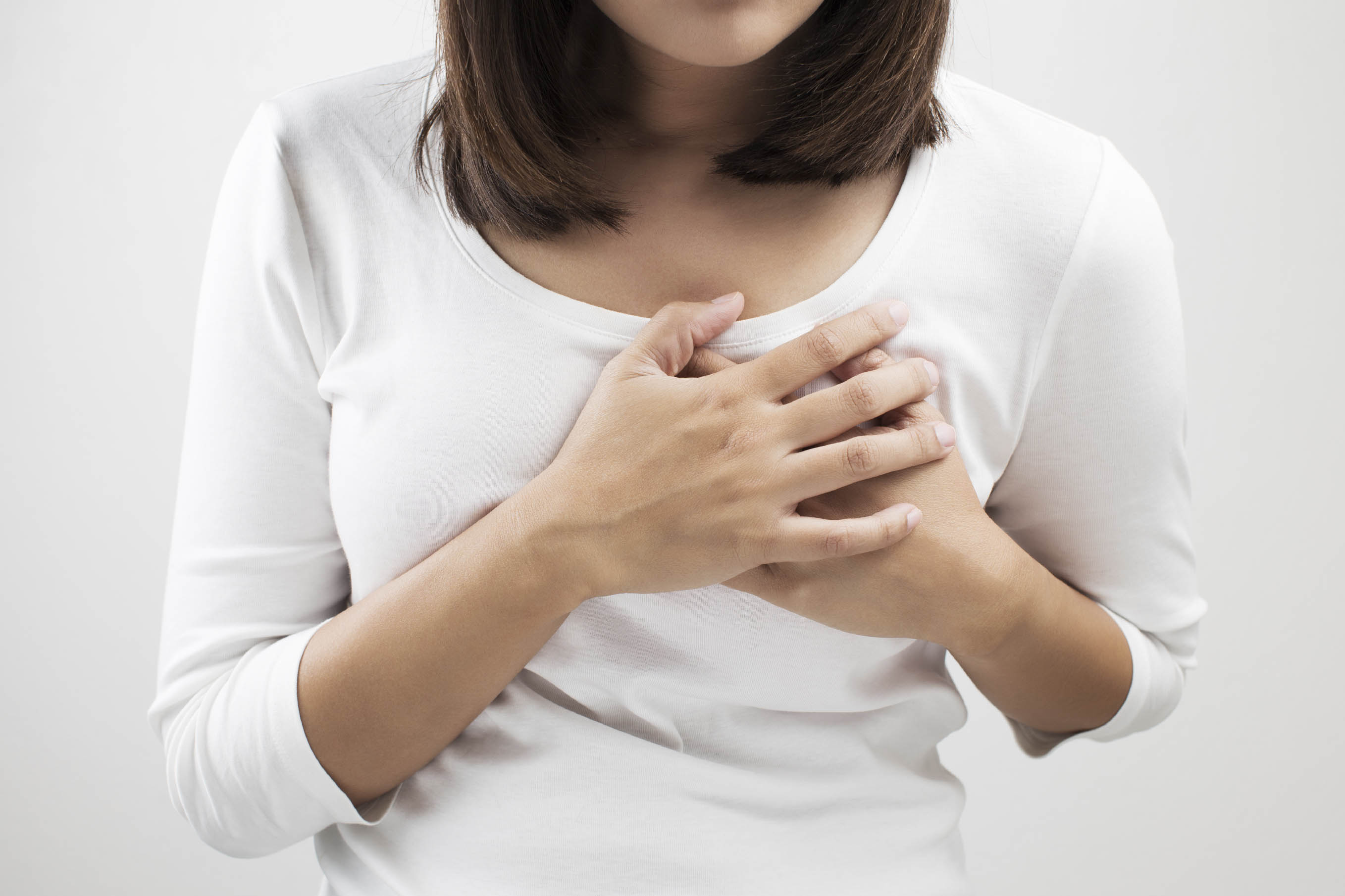 What causes severe breast tenderness